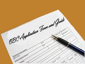Application Forms and Eligibility